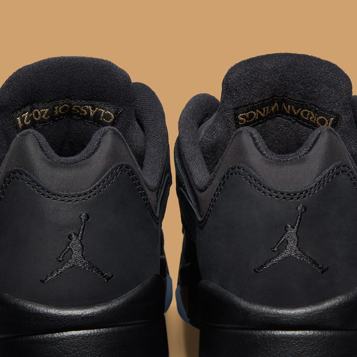 Air Jordan 5 Low WINGS Class of 2020-2021
