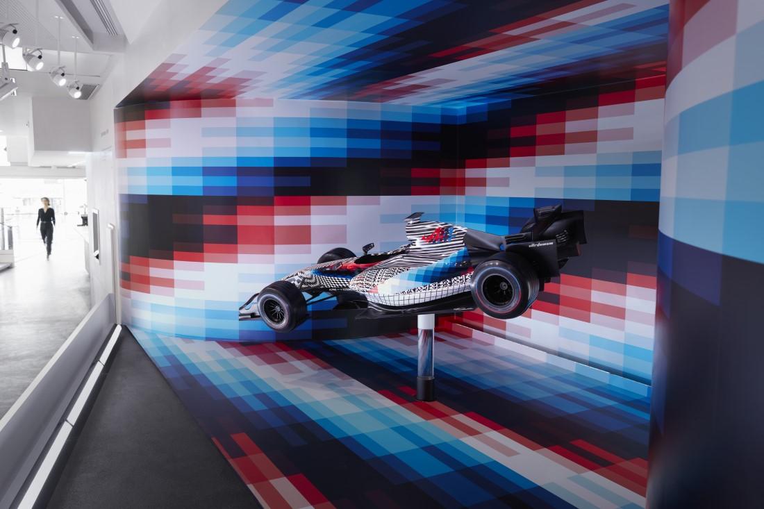 Alpine F1 Team x Felipe Pantone