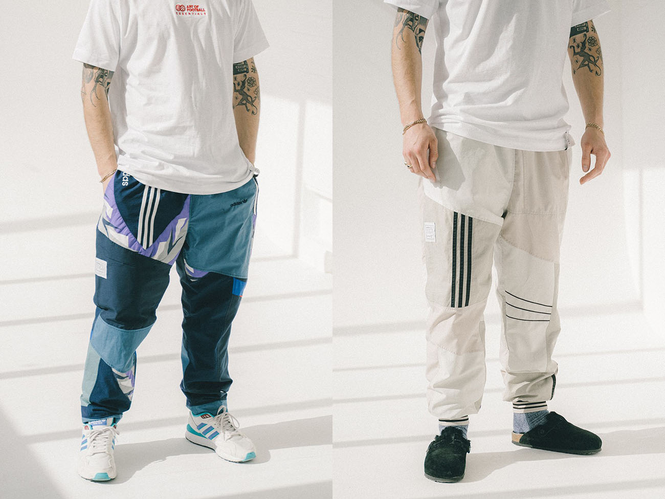 Art of Football - Joggers Capsule