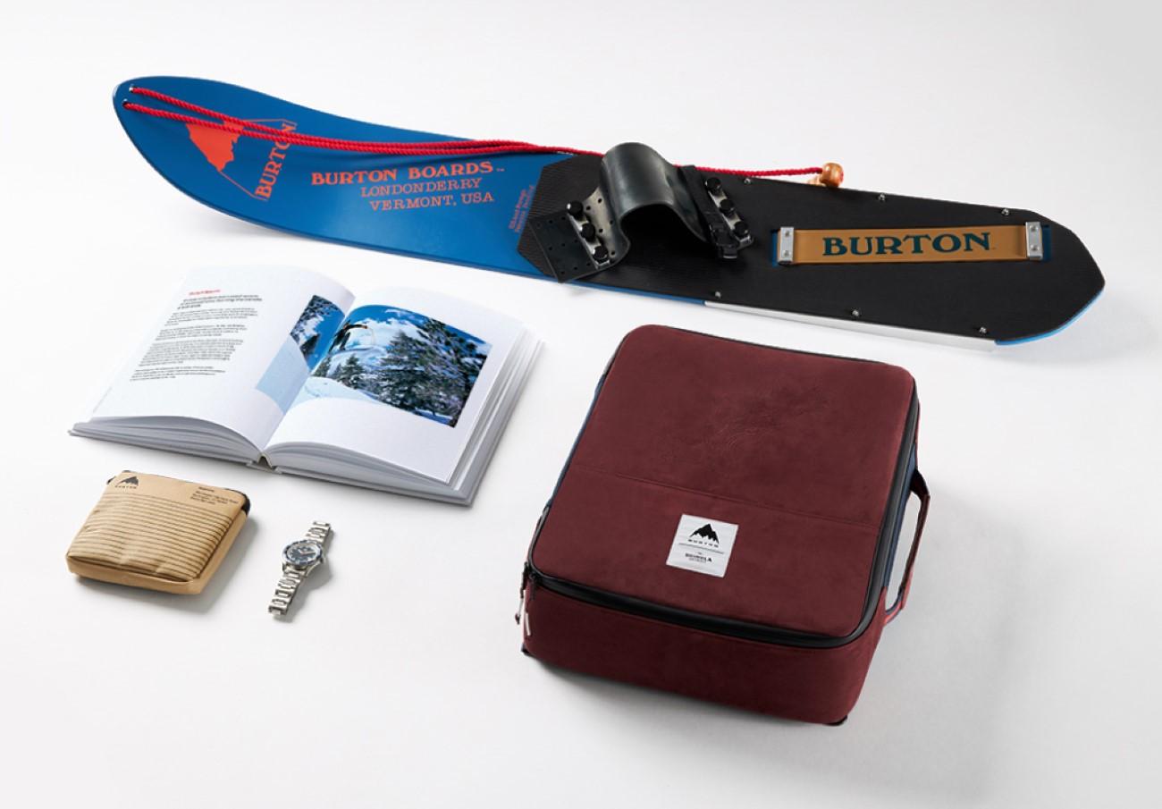 Burton x Shinola