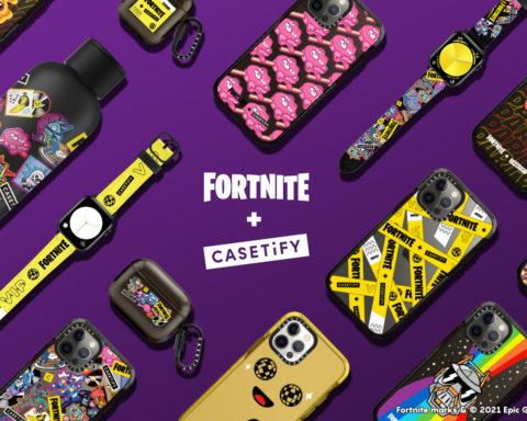 CASETiFY x Fortnite