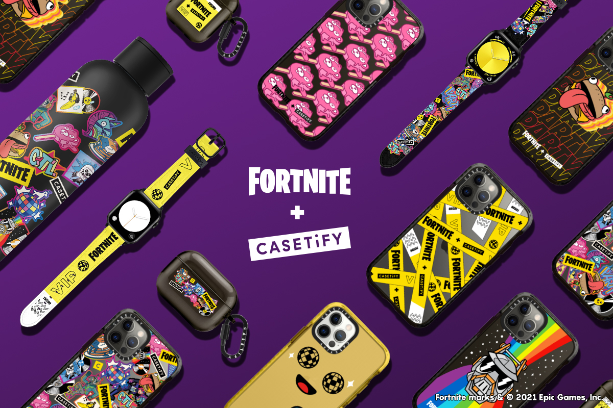 CASETiFY x Fortnite