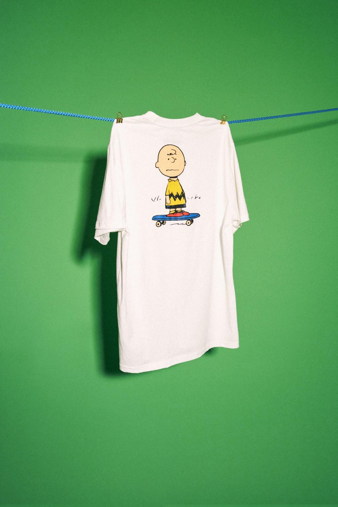 Element x Snoopy x Peanuts