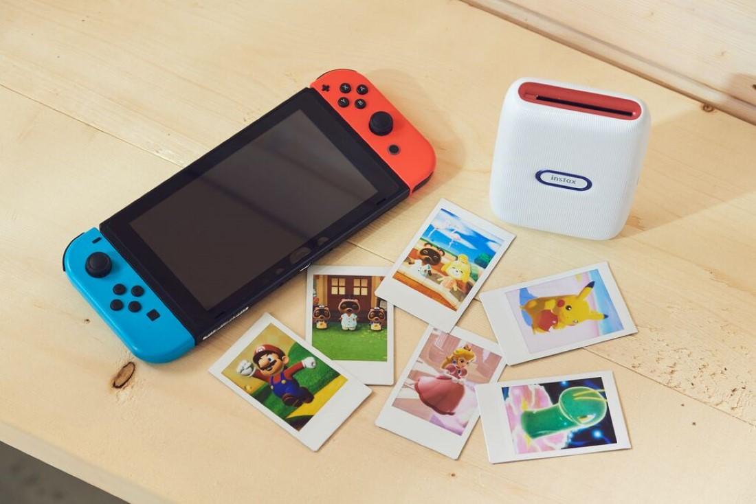 Fujifilm Link - Nintendo Switch