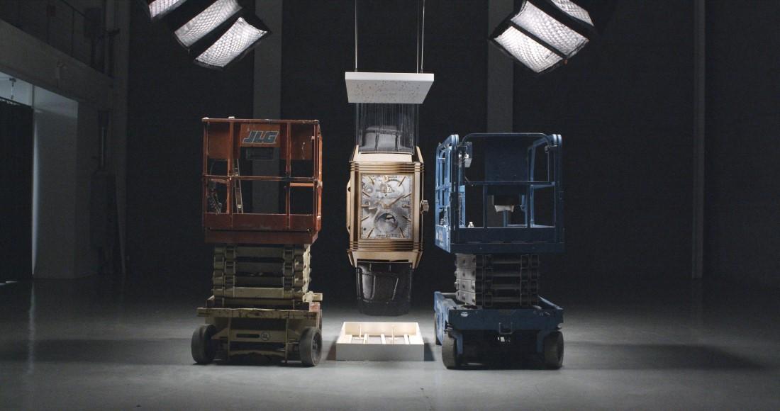 Jaeger-LeCoultre Spacetime - Michael Murphy