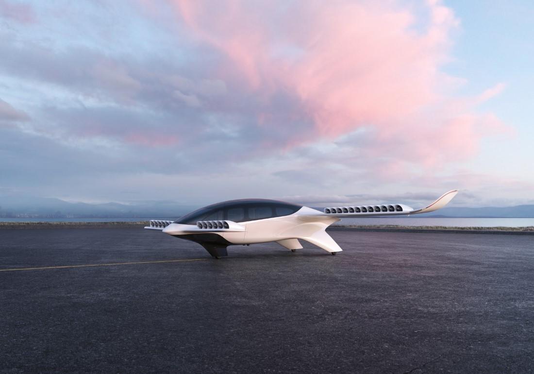 Lilium Jet 7 Places