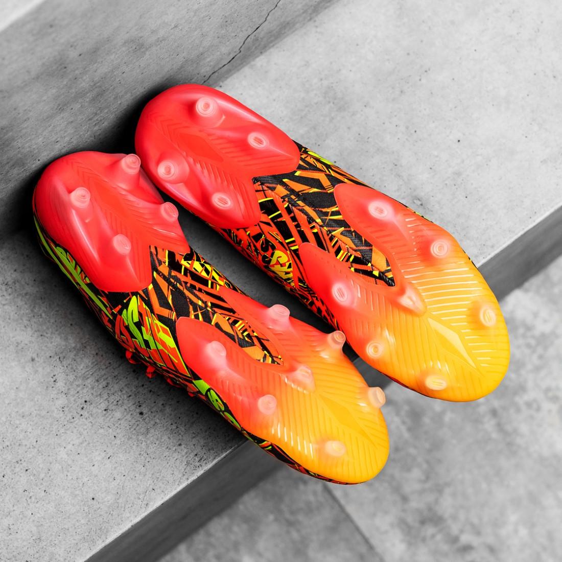 Lionel Messi x adidas Nemeziz.1 Rey del balon