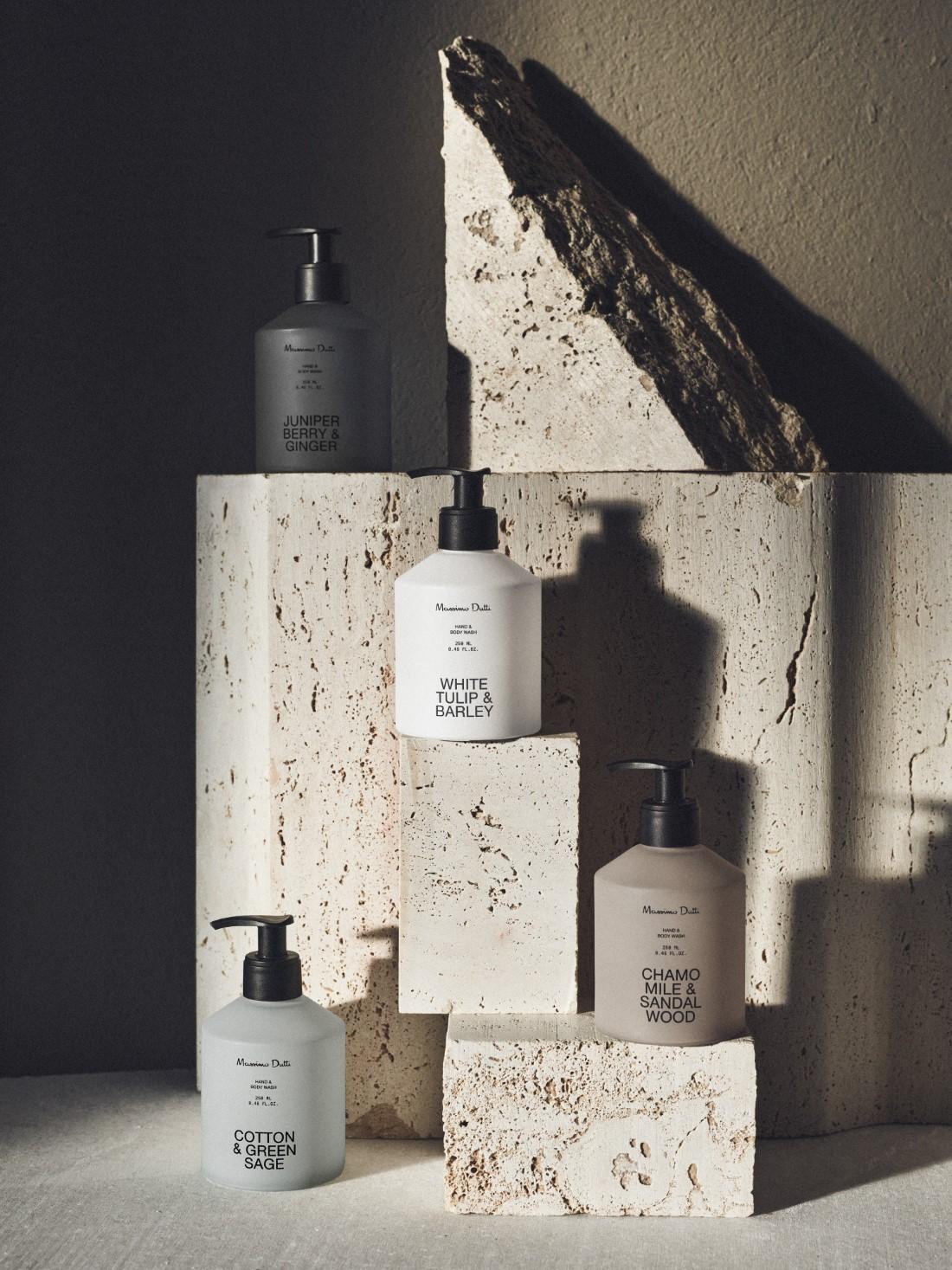 Massimo Dutti - Body Care Collection