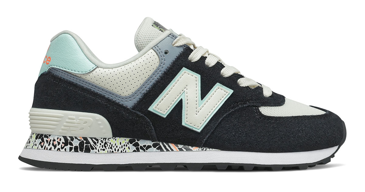 New Balance 574 ML574CA2 Black