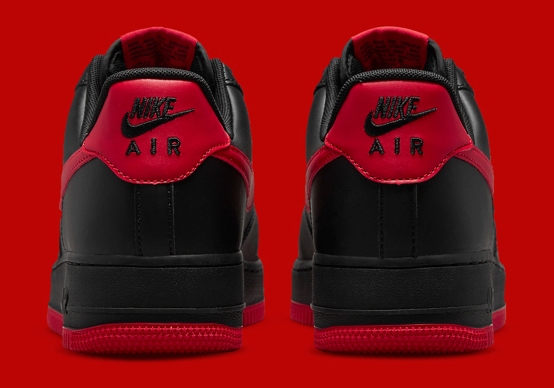 """Nike Air Force 1 Low """"Bred"""""""