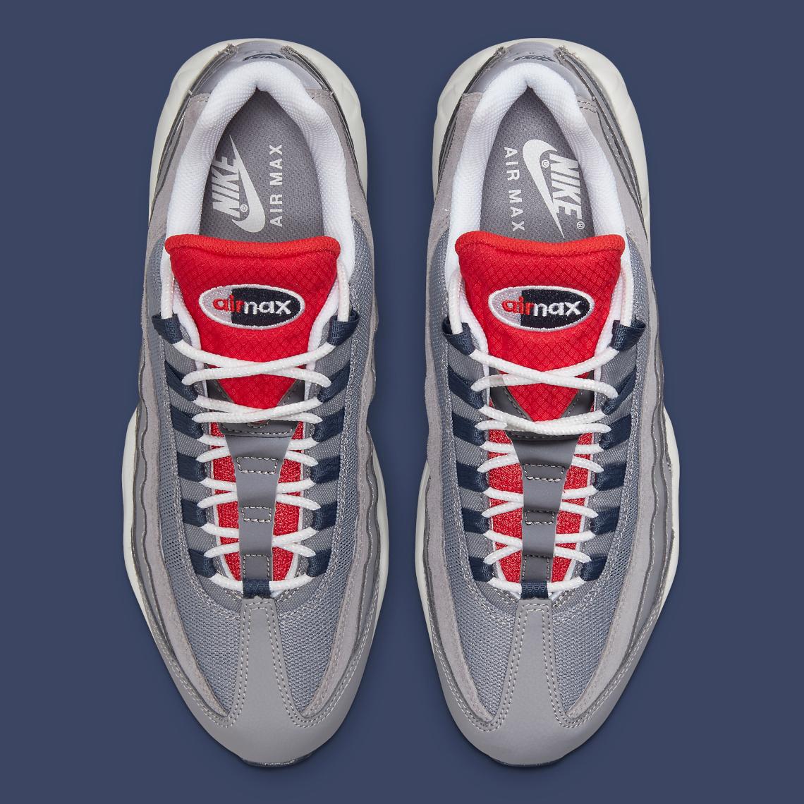 Nike Air Max 95 New England Patriots