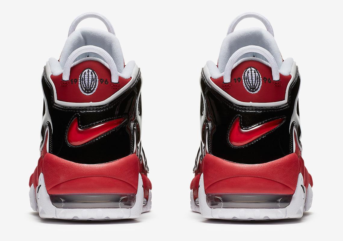 Nike Air More Uptempo Bulls