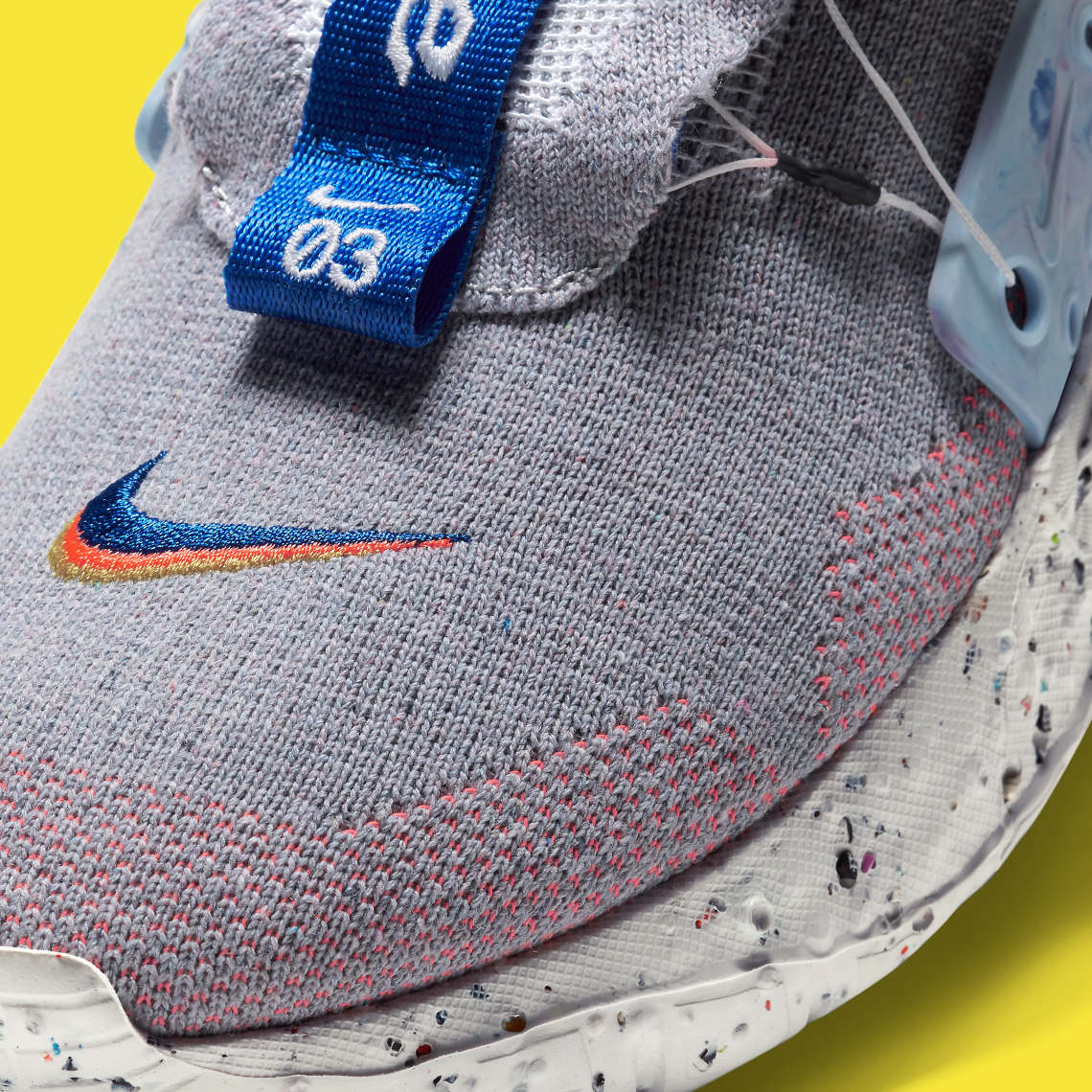 "Nike Space Hippie 03 ""Racer Blue"""