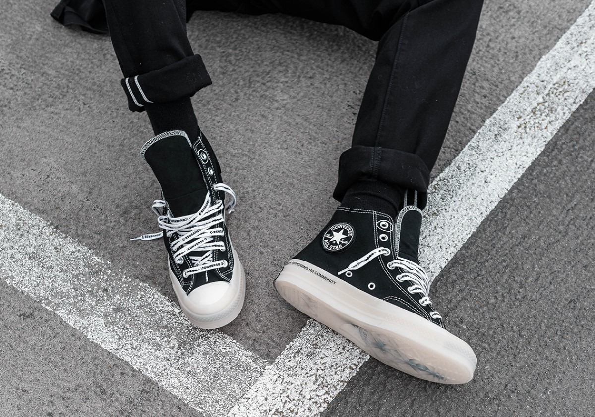 OFFSPRING x Converse Chuck 70 Community Pack