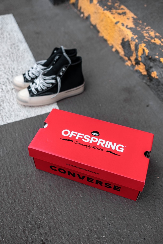 OFFSPRING x Converse Chuck 70 Community Pack