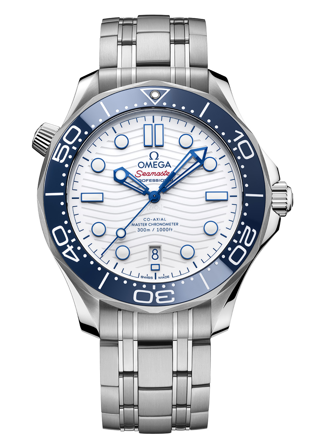OMEGA Seamaster Diver 300 Edition Tokyo 2020