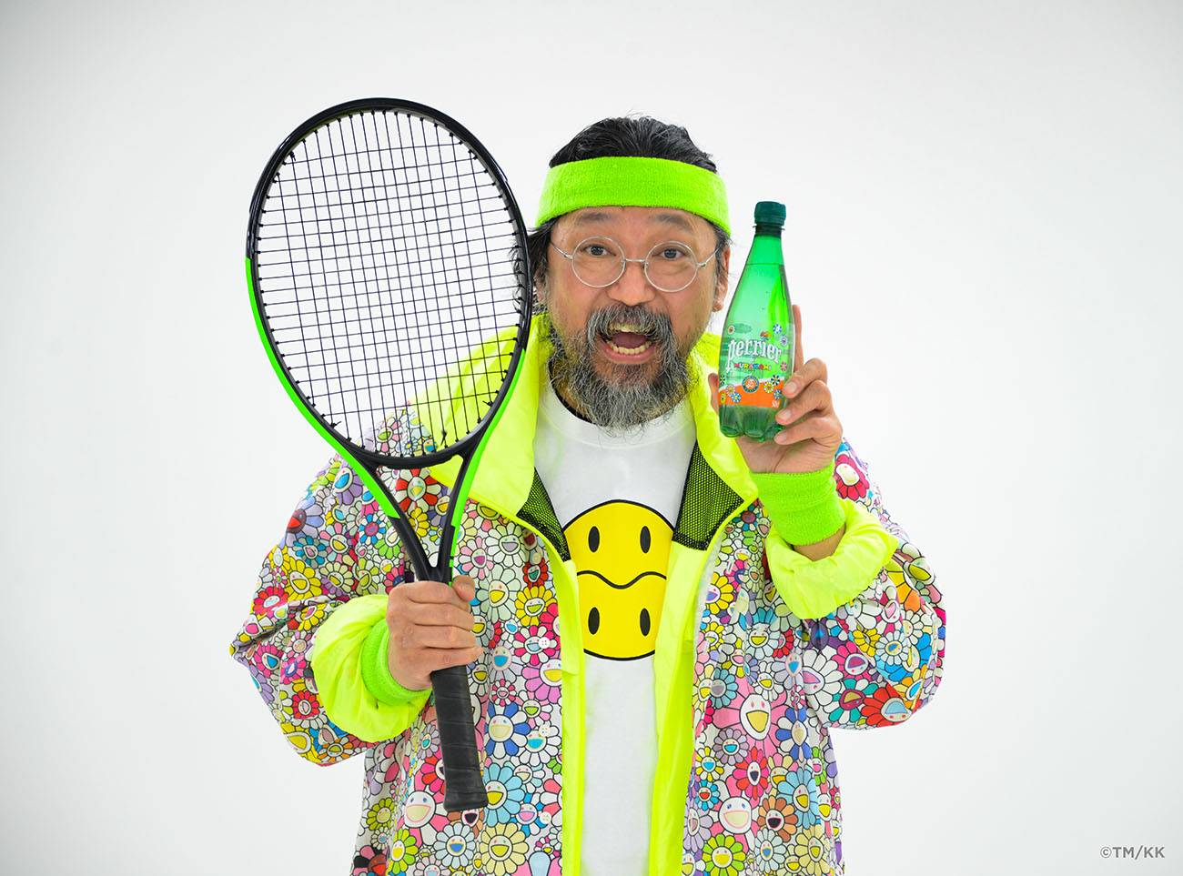 PERRIER x Takashi Murakami - Roland-Garros 2021