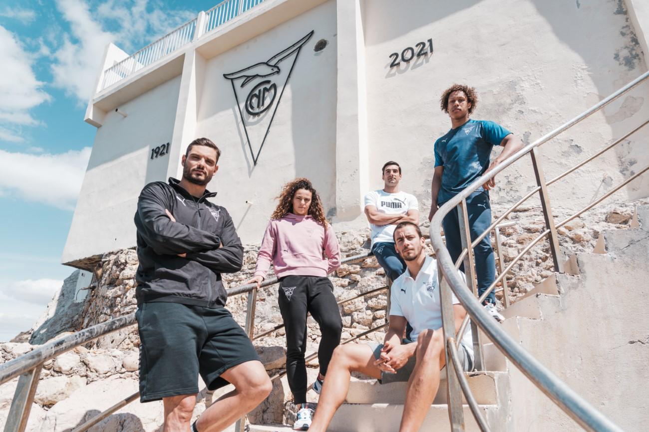 PUMA x Cercle des Nageurs de Marseille