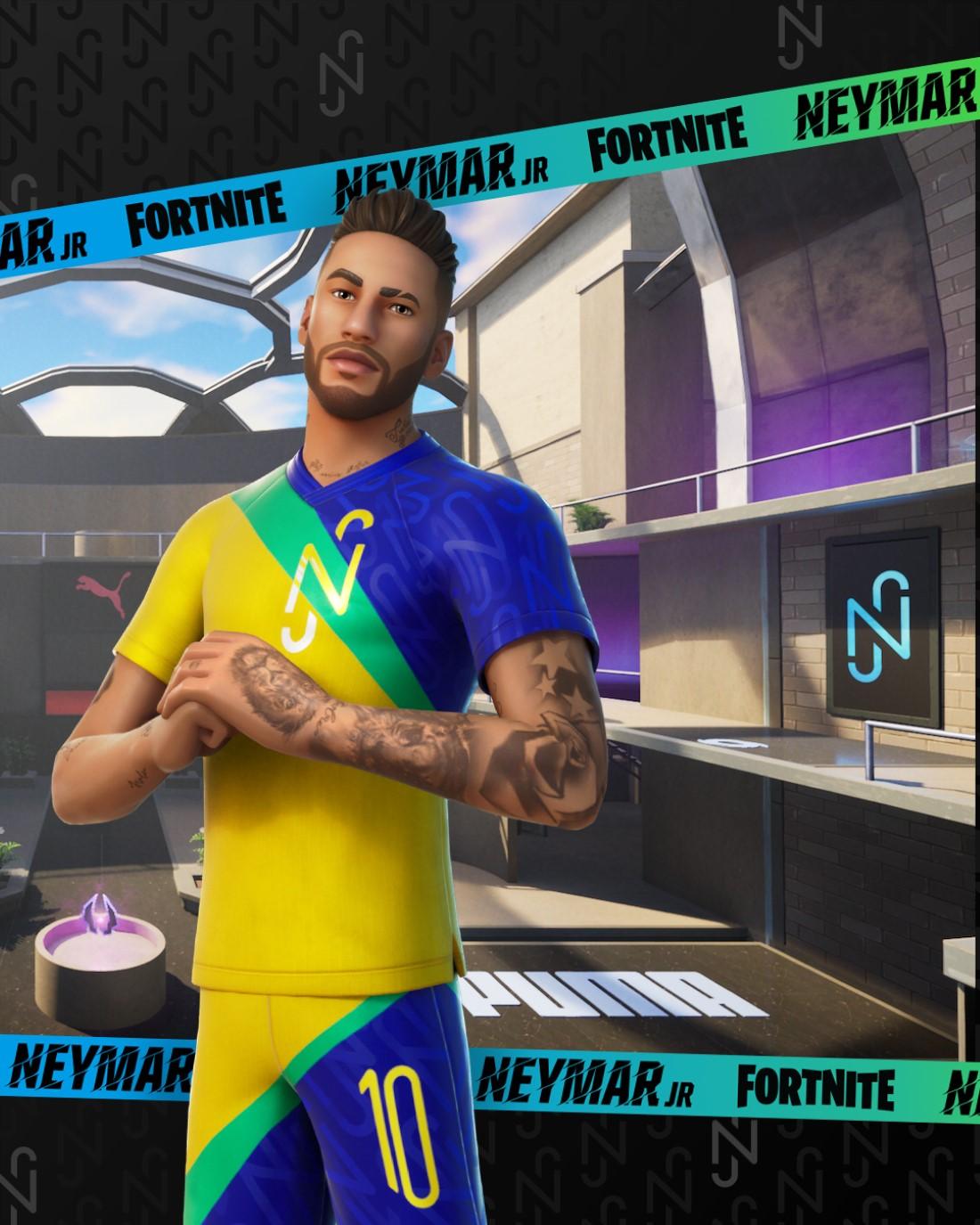 PUMA x Neymar Jr - Go Crazy Arena