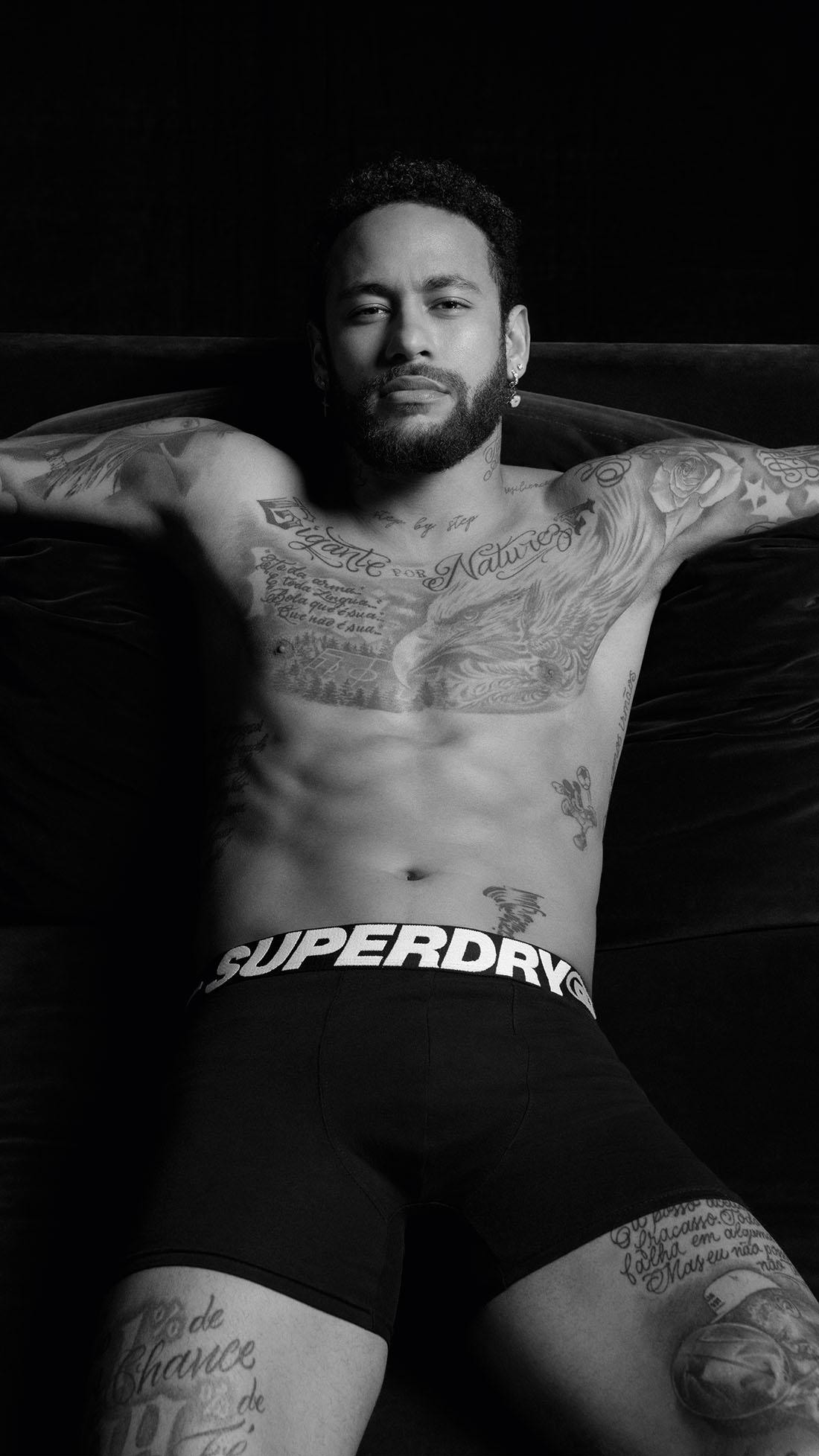 Superdry Underwear x Neymar