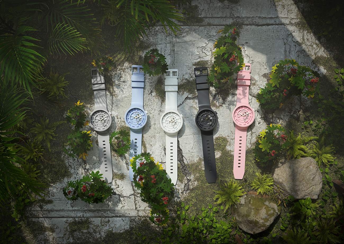 Swatch Bioceramic