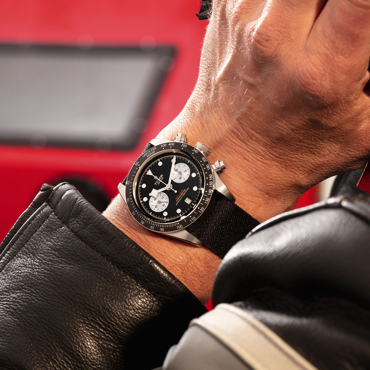 TUDOR Black Bay Chrono 2021