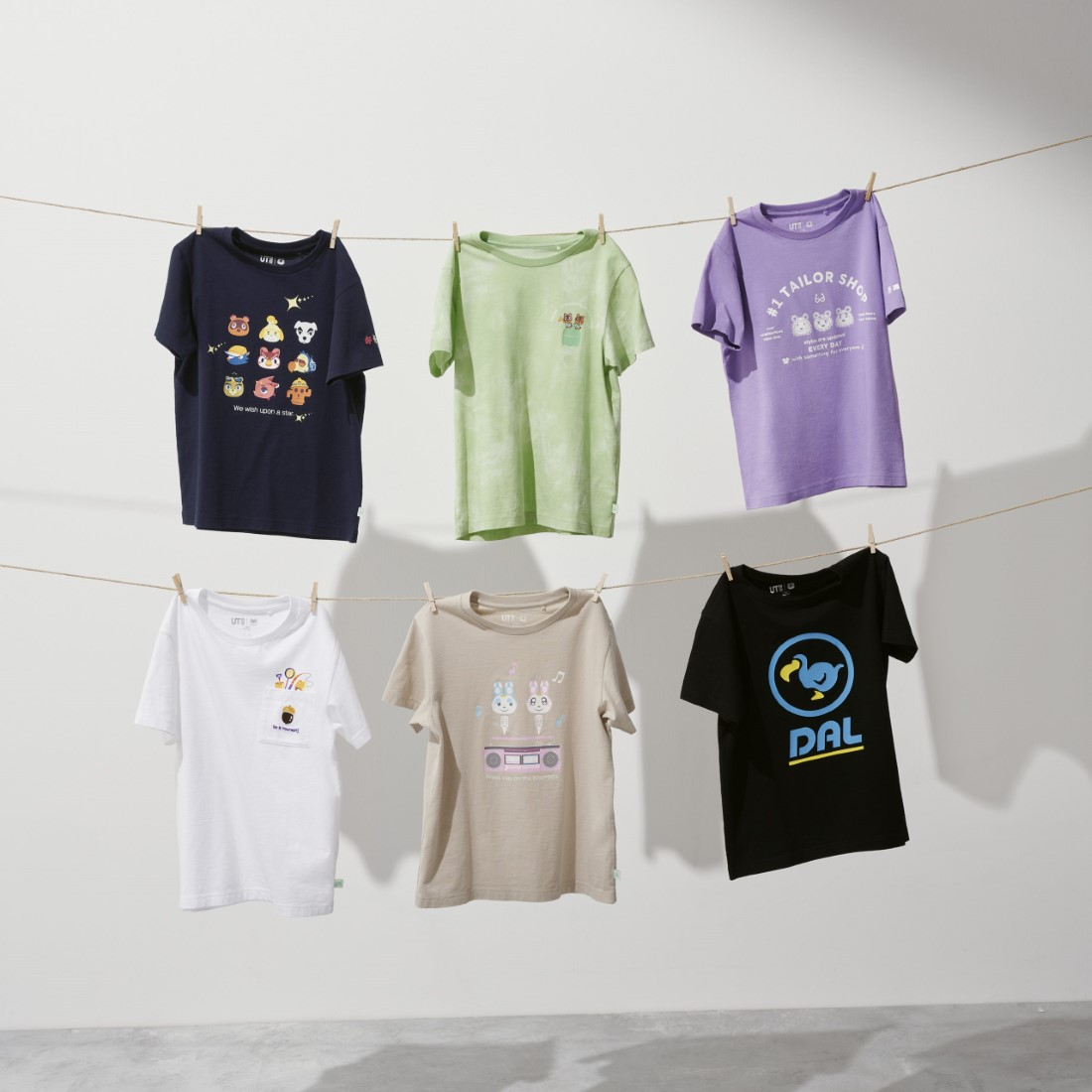 UNIQLO x Animal Crossing: New Horizons