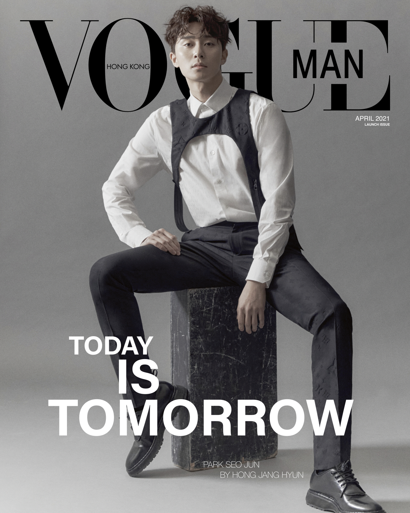 Vogue Man Hong Kong x Park Seo Jun