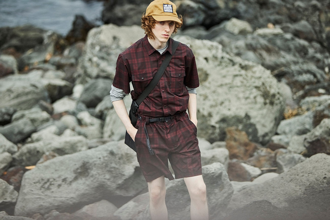 Woolrich Outdoor Label Printemps-Été 2021