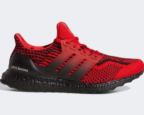"""adidas Ultra Boost 5.0 DNA """"Scarlet-Core Black"""""""