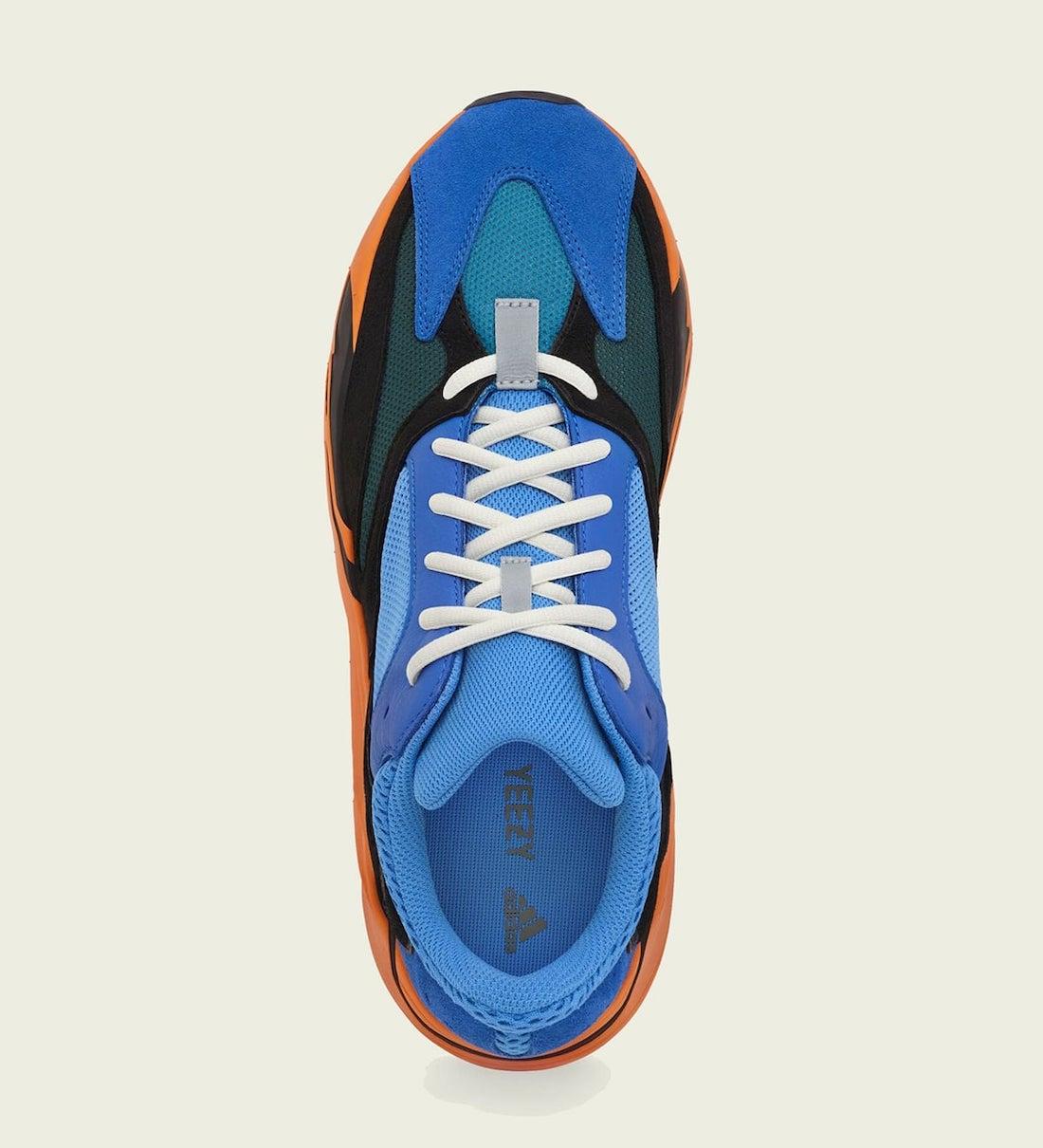 adidas Yeezy Boost 700 Bright Blue