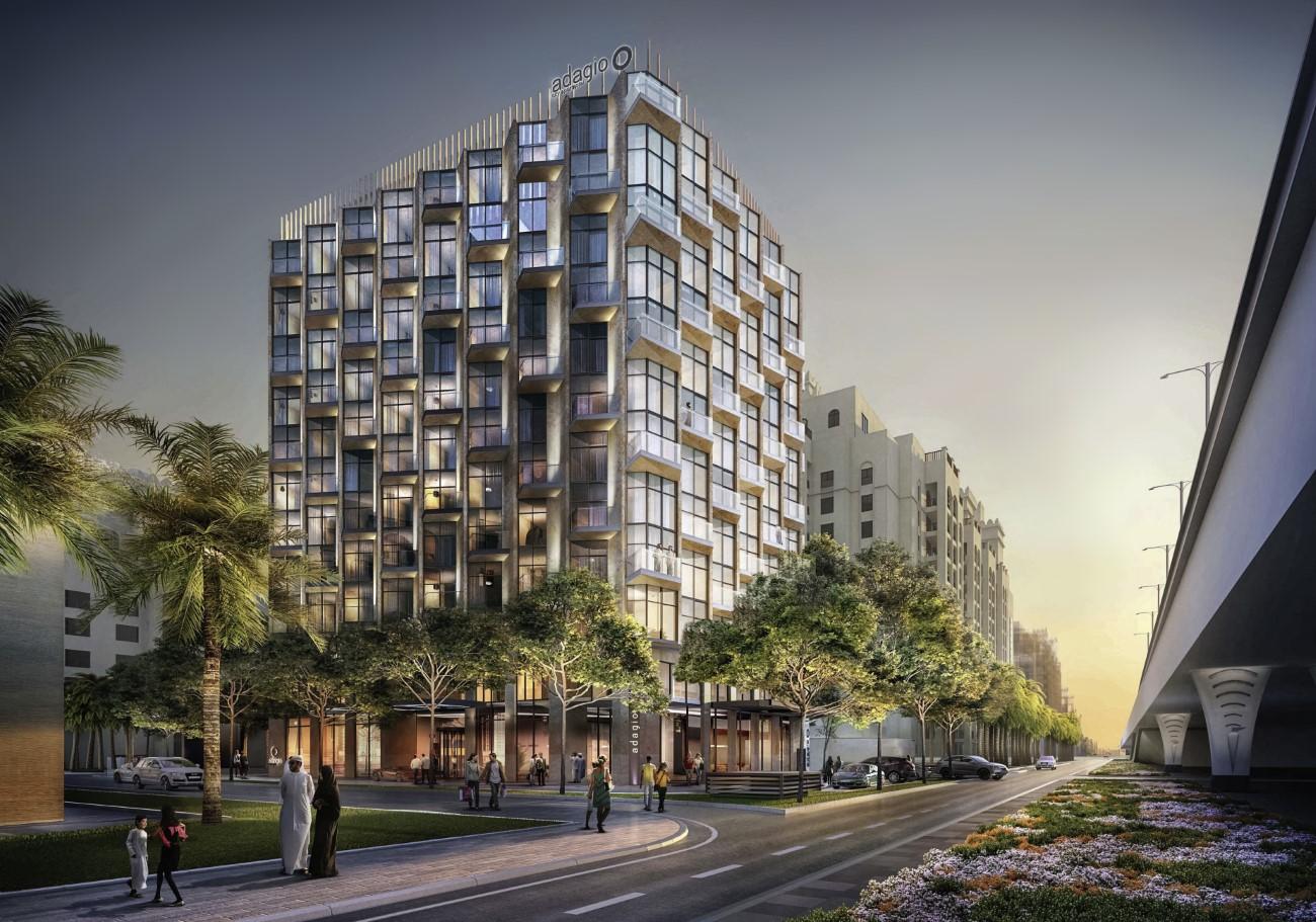 Adagio aparthotel Dubaï