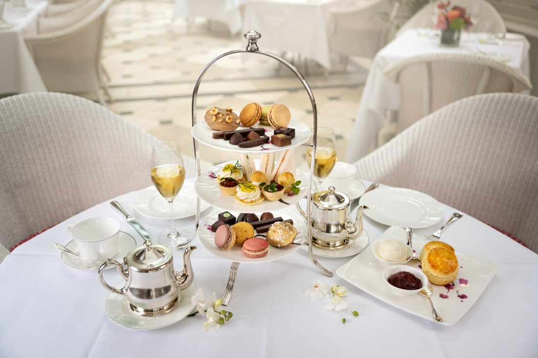 Afternoon Tea Pierre Hermé x Brenners Park-Hotel & Spa