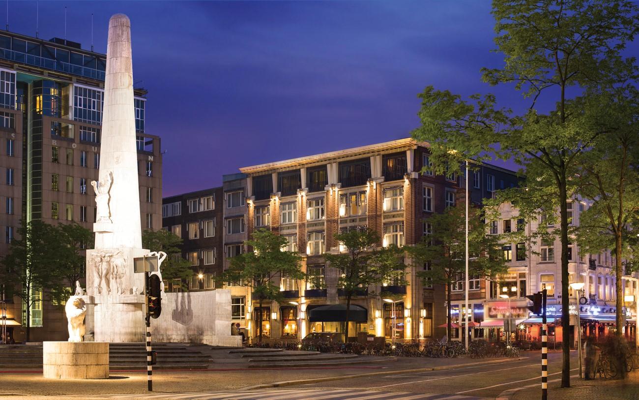 Anantara Grand Hotel Krasnapolsky Amsterdam