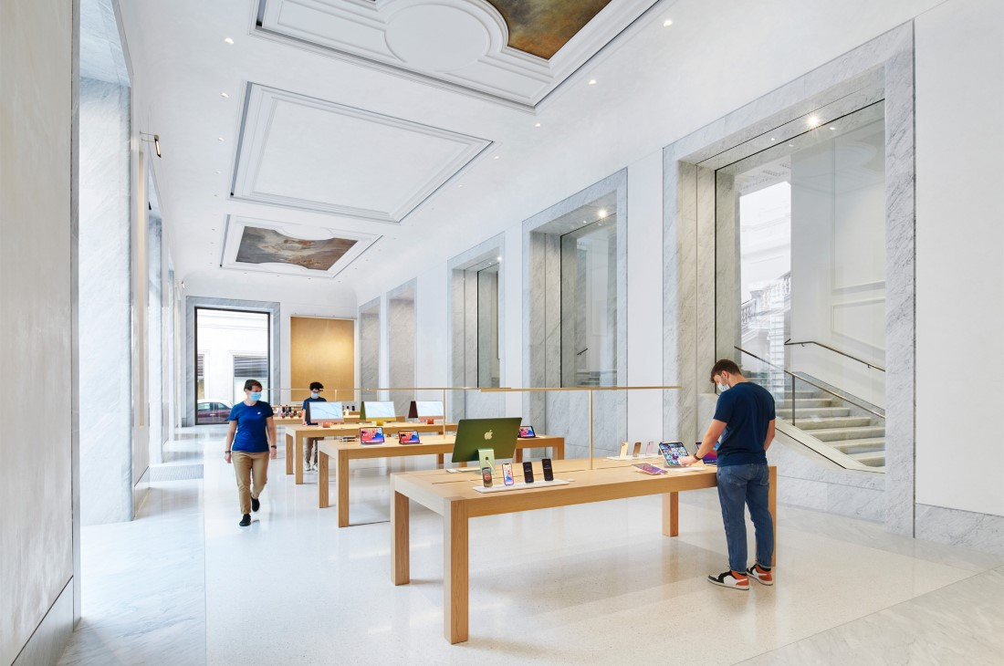 Apple Store Rome