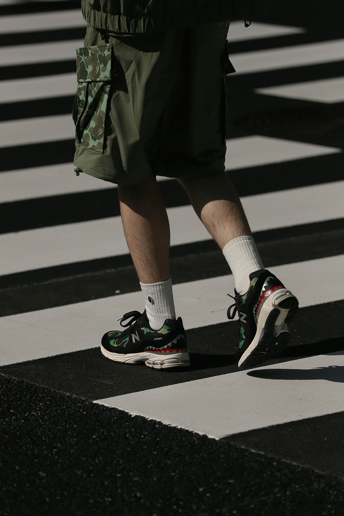 """BAPE x New Balance - Collection """"Apes Together Strong"""""""
