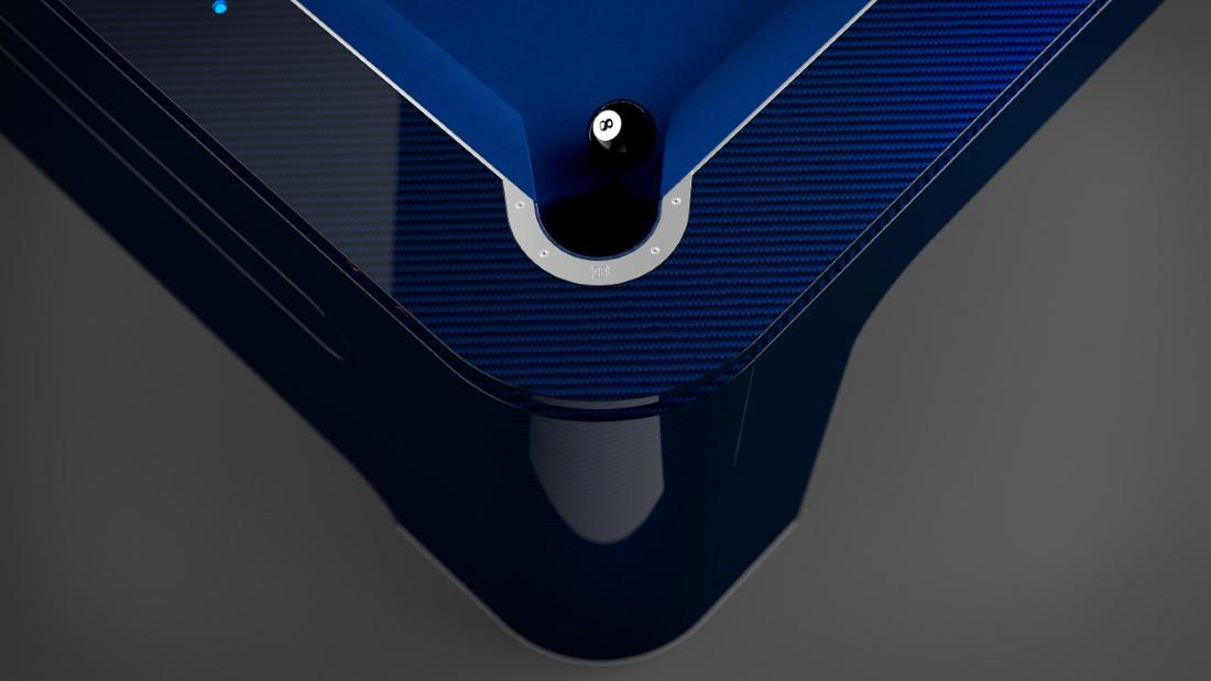 Bugatti x IXO Table de Billard