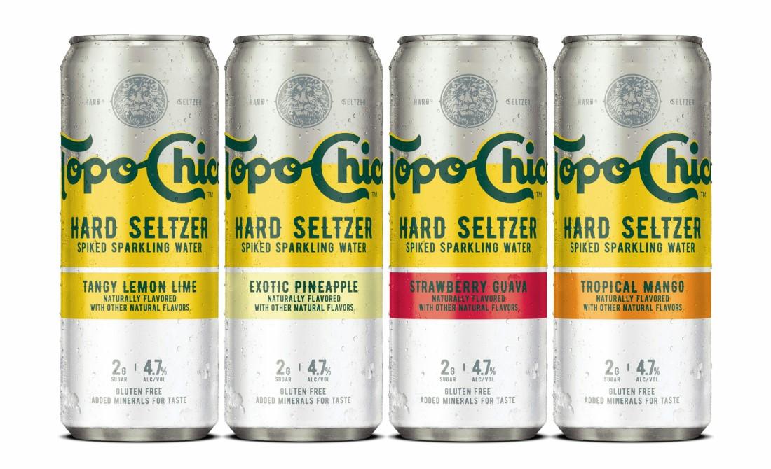 Coca-Cola - Topo Chico Hard Seltzer