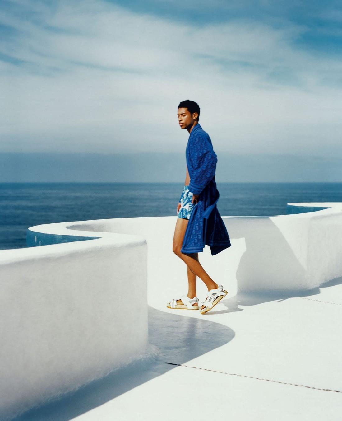 Dior Men Beachwear 2021