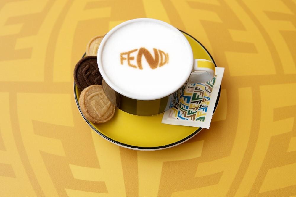 FENDI CAFFE Rinascente Milan