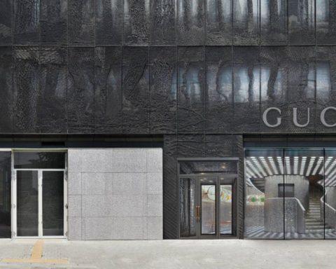 GUCCI GAOK - Seoul Itaewon