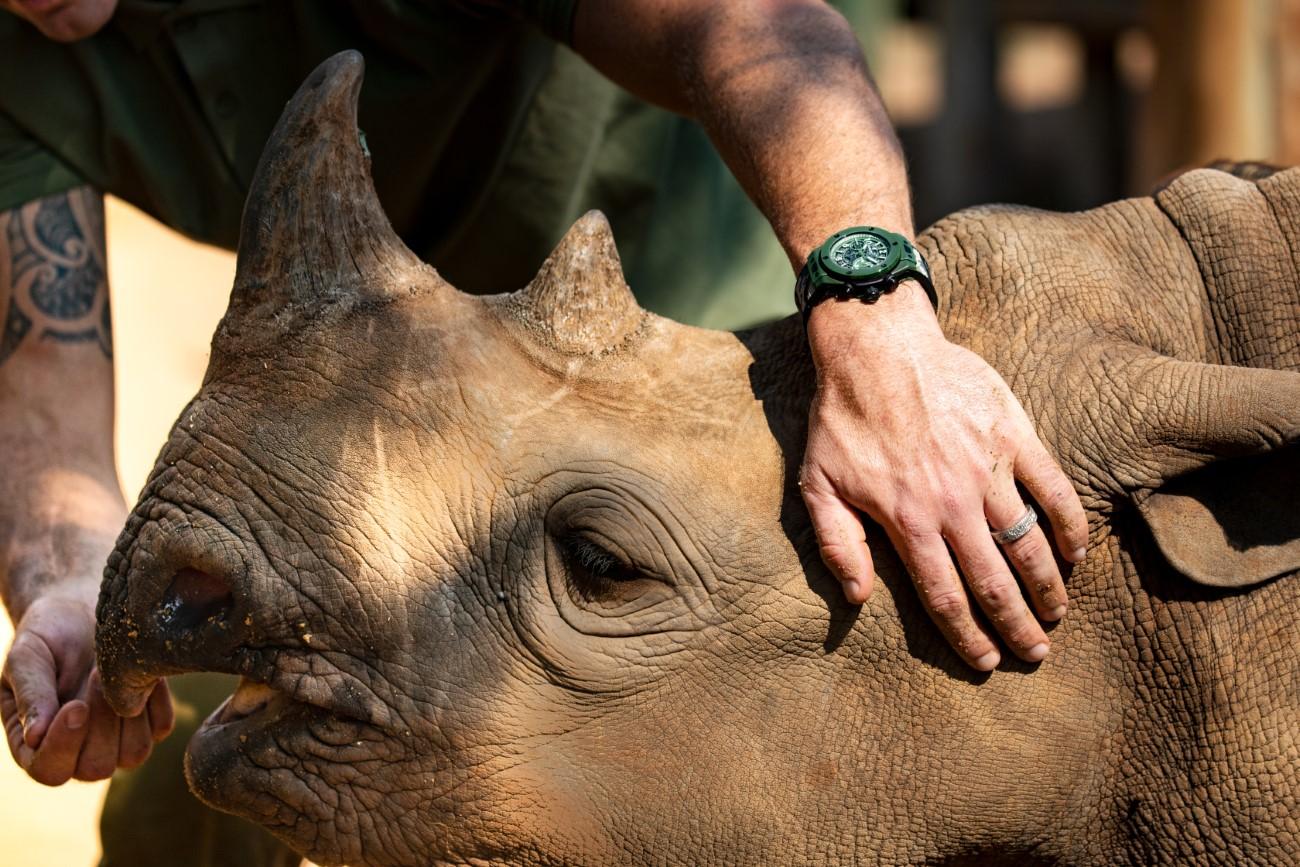 Hublot Big Bang Unico SORAI Rhino