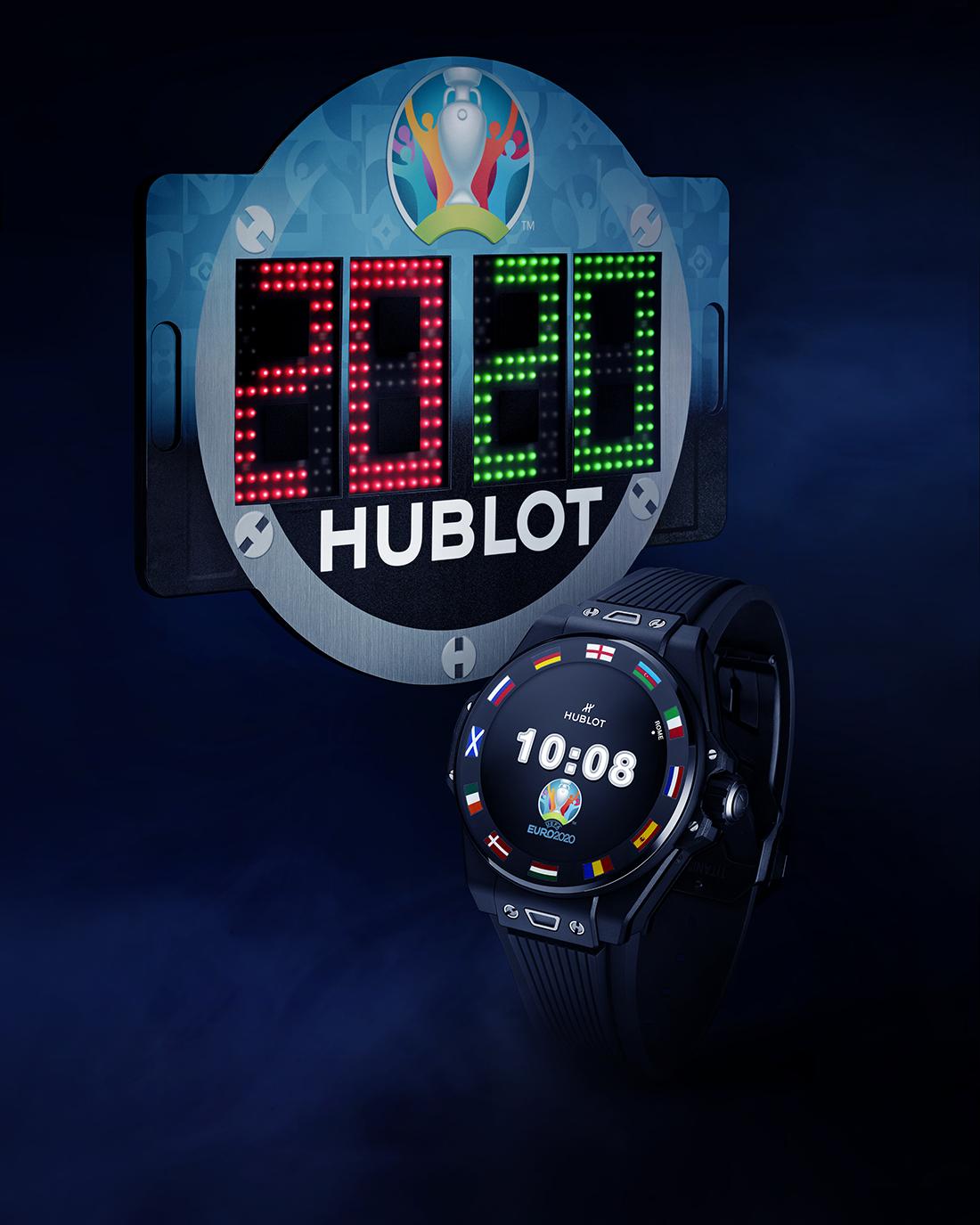 Hublot Big Bang e - UEFA EURO 2020