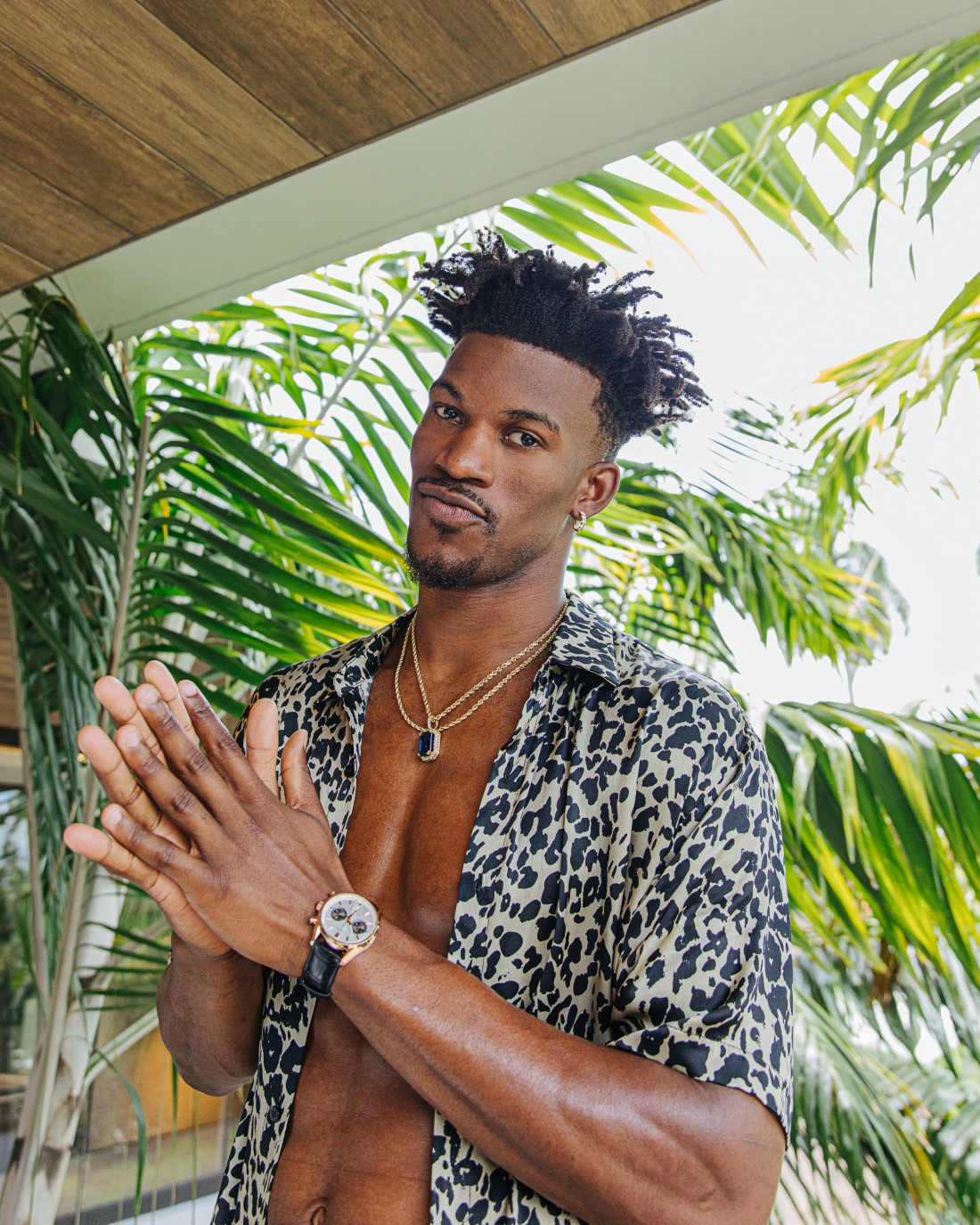 Jimmy Butler x TAG Heuer
