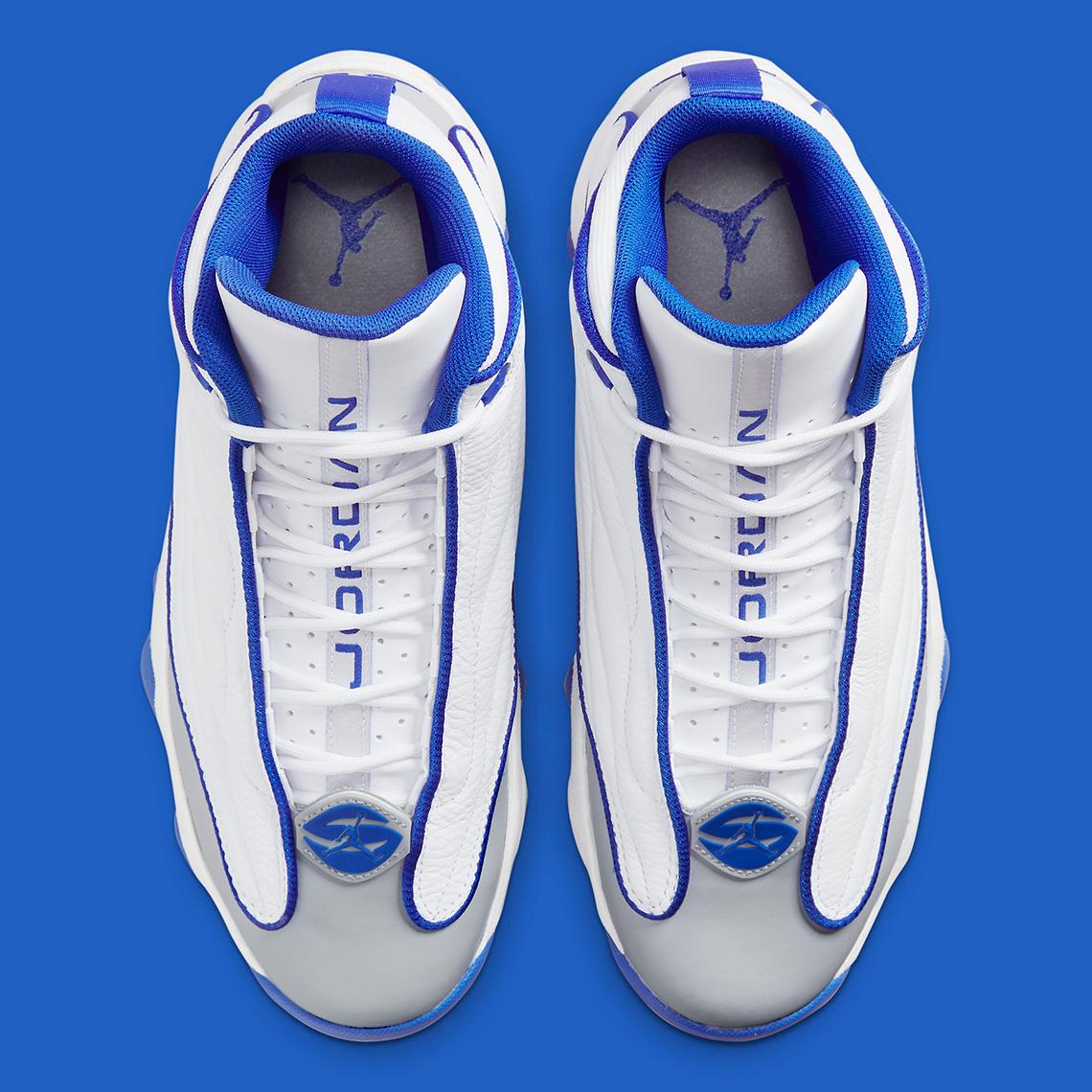 """Jordan Pro Strong """"White Royal"""""""
