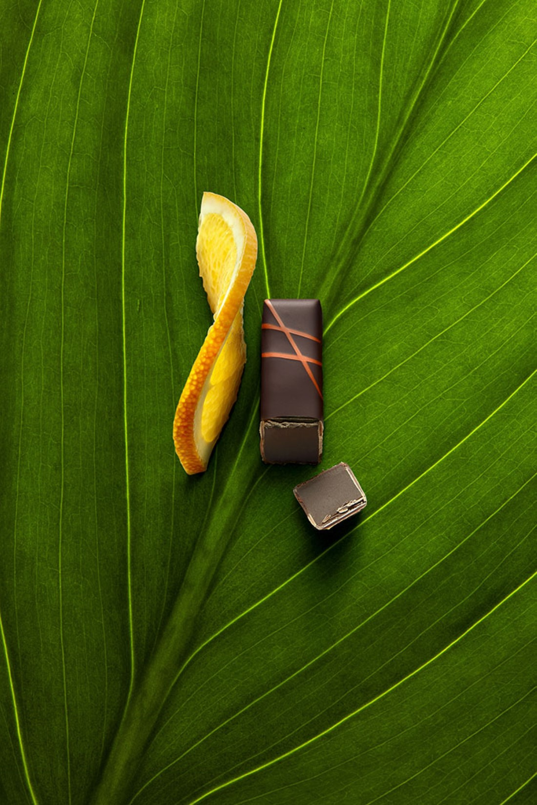 La Maison du Chocolat - Naturellement Fruit Orange