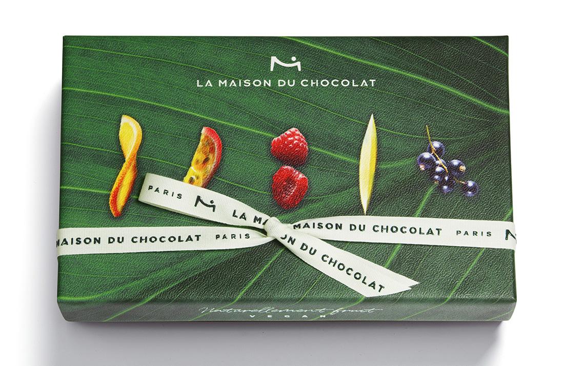 La Maison du Chocolat - Naturellement Fruit Vegan