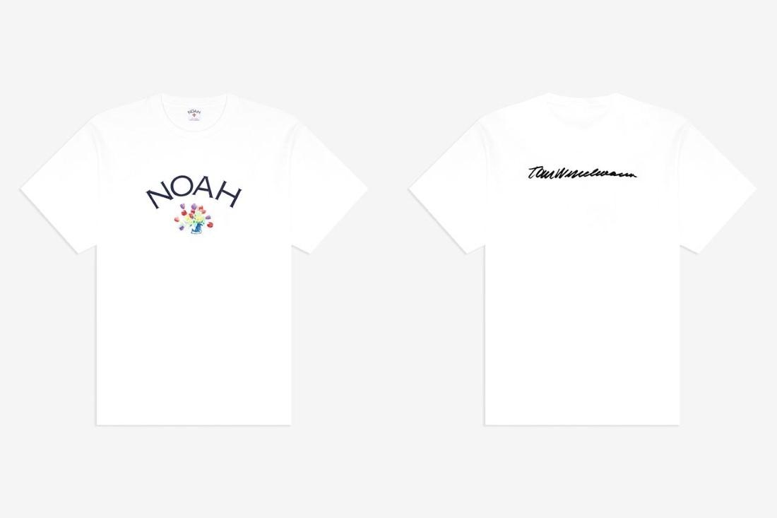 NOAH x Tom Wesselmann