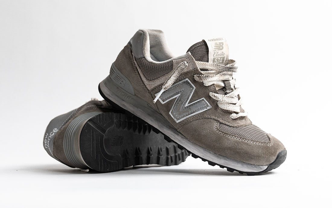 New Balance 574 - Collection Grey Day 2021