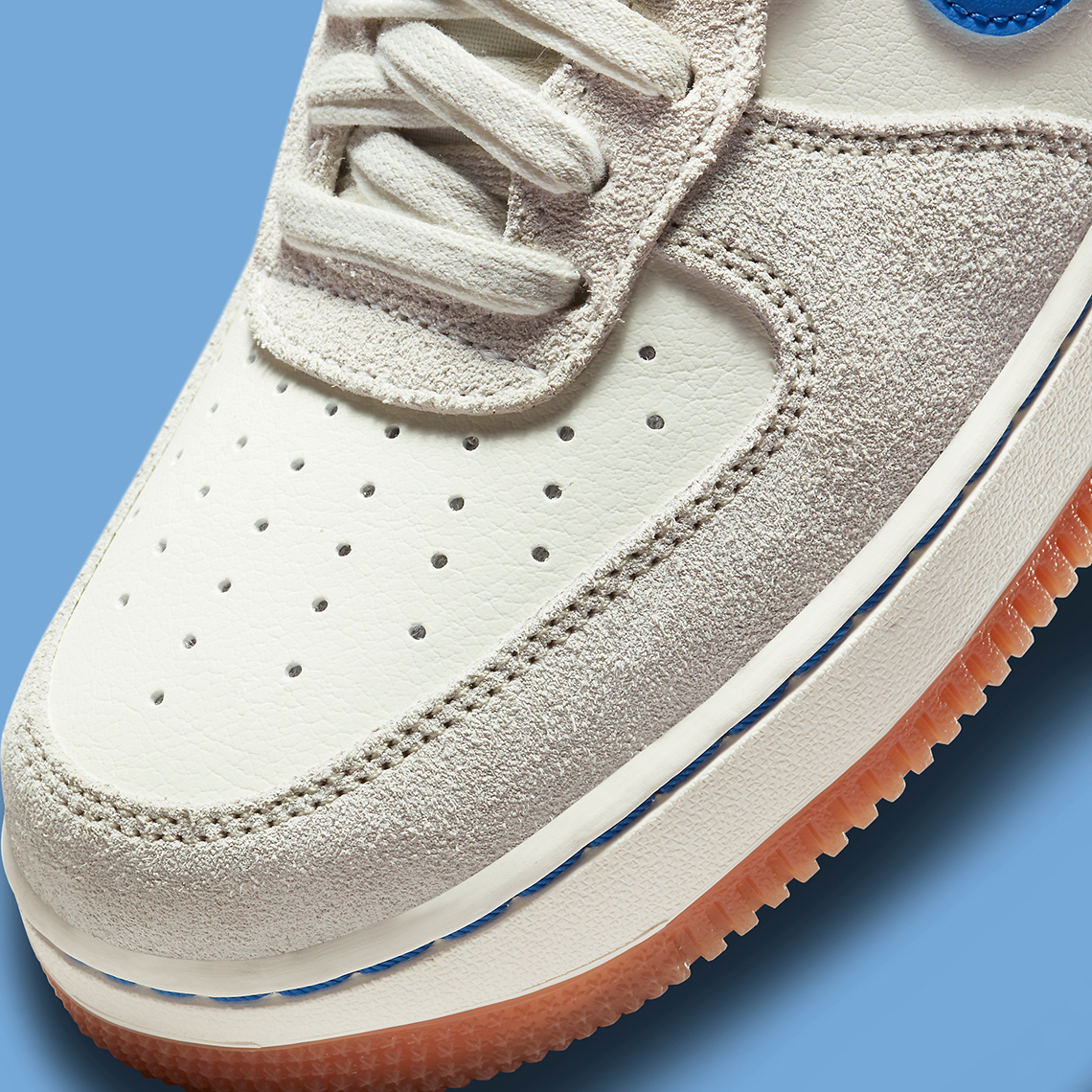 Nike Air Force 1 Low First Use Sail Blue